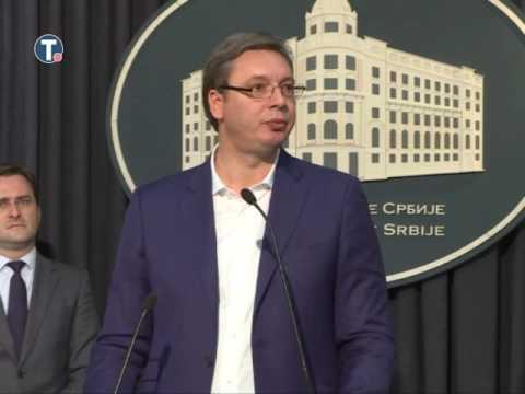 Aleksandar Vučić o borbi protiv huligana
