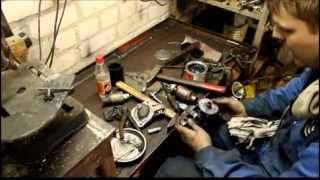 HYUNDAI ELANTRA HD 1.6 Промывка форсунок и ремонт стартера