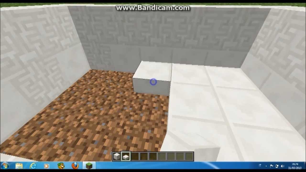 Come costruire una piscina in minecraft youtube - Come costruire una piscina ...