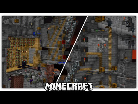 Minecraft | The Dungeon Generator For EXPERTS ONLY | The Catacombs PREVIEW