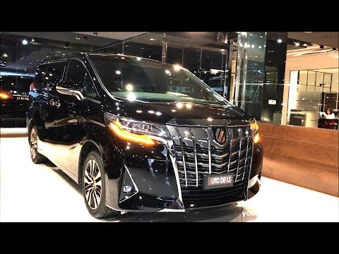 Toyota Alphard Executive Lounge V6- ₹1.23 Crore | Real-life Review