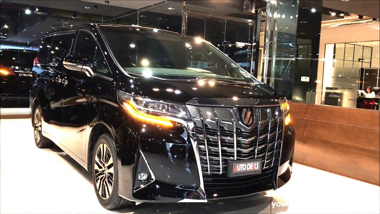 2020 Toyota Alphard Release Date