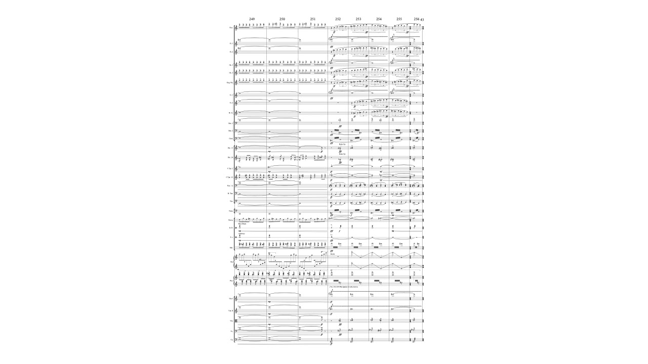 Concerto for Orchestra (Ver. B), I. Shindig, Brian Raphael Nabors