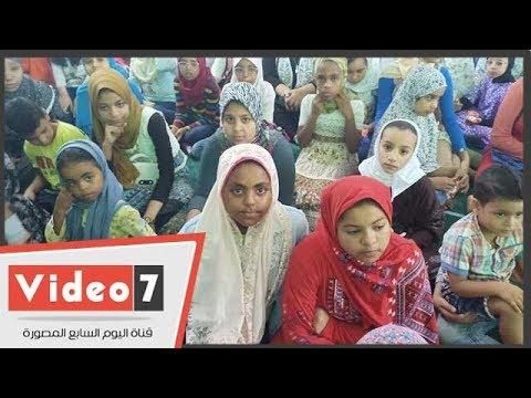 جولة داخل مدرسة -المسجد الجامع- سلاح محاربة التطرف بالإسكندرية  - 22:21-2018 / 8 / 5