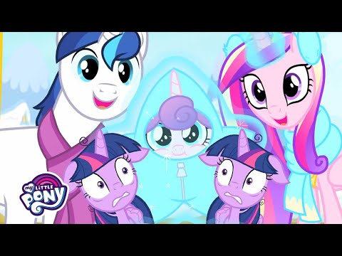 My Little Pony | Twilight Sparkle's Stressed Holiday (Holiday Special Best Gift Ever)  | MLP: FiM
