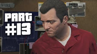 Grand Theft Auto 5 Gameplay Walkthrough Part 13 - The Approach (GTA 5)