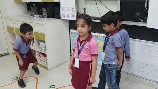 'Before Number' Activity at #MRIS-51, Gurugram