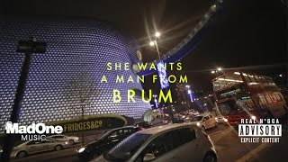 Safone - She Wants a Man From Brum (Birmingham) - Ft Trilla Pressure Bomma B | Madone Music