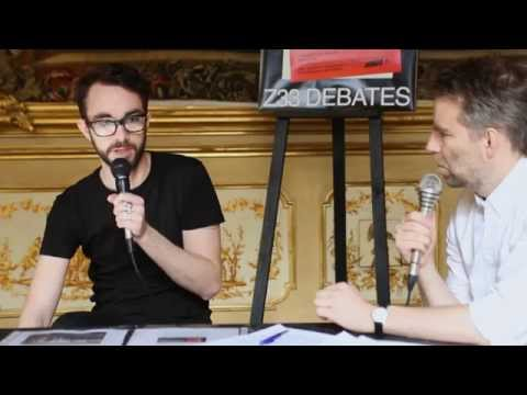 Z33 debates: Designing Futures - future thinking with Tobias Revell and Jan Boelen