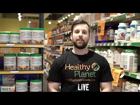 Genuine Health Gut Superfoods - Healthy Planet Product Review
