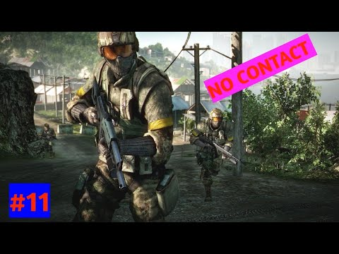 Battlefield 2 Bad Company Gameplay Episode - 11 // Out Of Contact from YouTube · Duration:  48 minutes 35 seconds