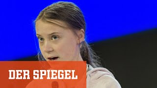 Weltwirtschaftsforum in Davos: Thunberg antwortet auf Trump