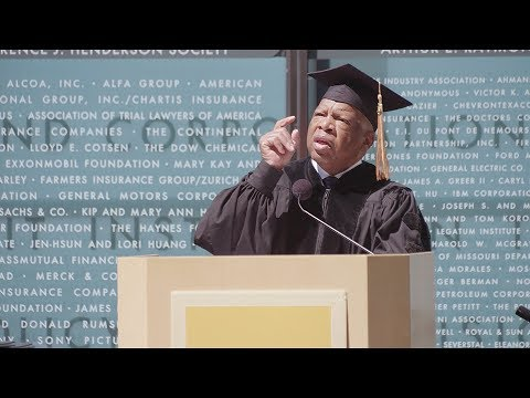 2016 Pardee RAND Commencement Keynote Address by the Hon. John R. Lewis