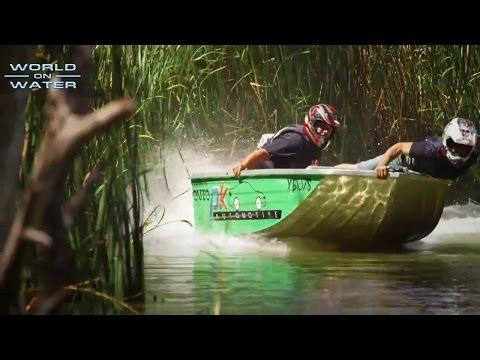 World on Water April 19.15 Boating News Show. (Dinghy Racing, Comanche v Rambler88, Artemis, etc)