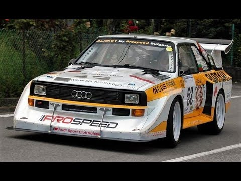 audi quattro s1 by prospeed 770hp 1020kg group b. Black Bedroom Furniture Sets. Home Design Ideas