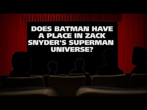 Does Batman have a place in Zack Snyder's Superman universe? - The (Movie) Question