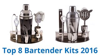 8 Best Bartender Kits 2016