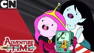 Adventure Time | Singalong: Time Adventure | Cartoon Network UK
