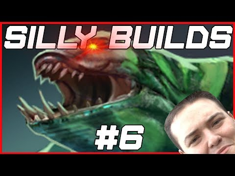 Silly Builds Vol 6 - Carry Tidehunter Feat. Siractionslacks (Recovered)