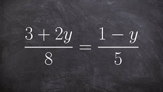 Learn how to soĮve a proportion by applying cross multiplication