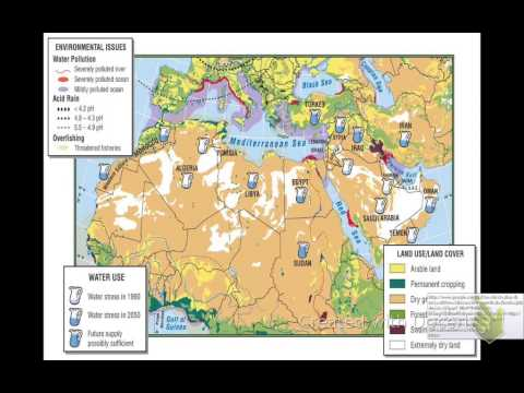 The Geography of North Africa