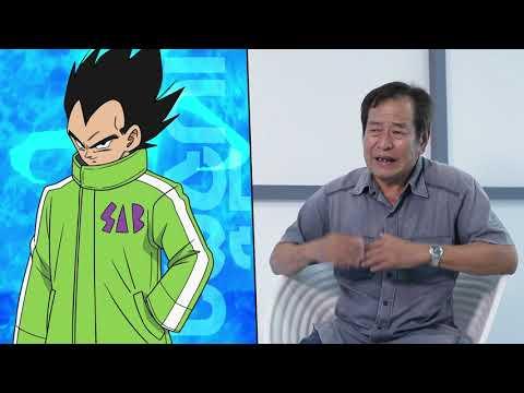 Dragon Ball Super: Broly - TV Special Vegeta