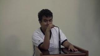1ª Sessão Ordinária  - Câmara Jovem de Araras