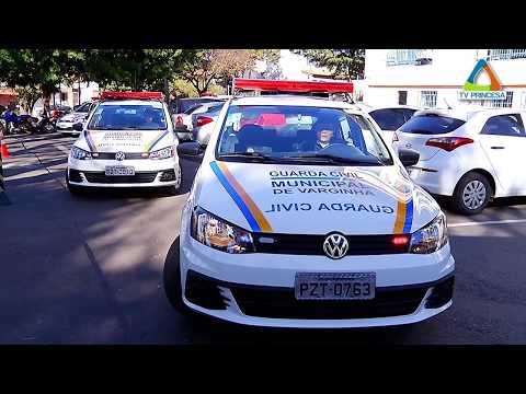 (JC 09/10/17) No Dia da Guarda Municipal, conheça o trabalho realizado pela corporação em Varginha