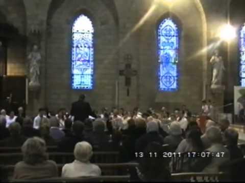 """Concert de l'Orchestre Variation""""s (semaine de l'Orgue 2011)"""