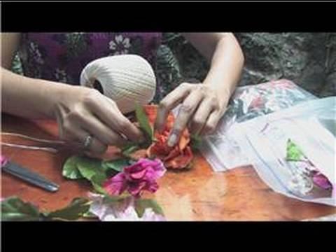 Making hawaiian leis how to make a silk lei youtube making hawaiian leis how to make a silk lei mightylinksfo