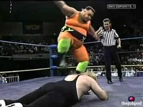 P.N. News Vs. Mike Fever On WCW Worldwide