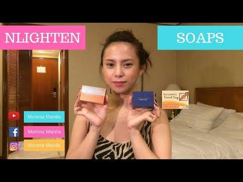 2018 Best Whitening Soaps | Nlighten Soap | Best Skin Soaps | Tagalog