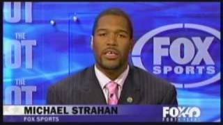 KTXL TV Fox 40 - 40th Anniversary Teaser with Michael Strahan