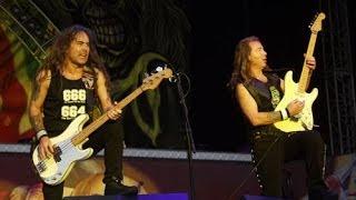 Iron Maiden - 10. The Clansman (Waldrock 2003)