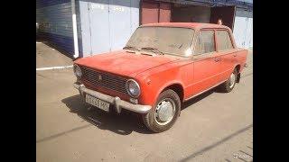 Находка простоял в бетонном гараже ВАЗ 2101, 1982 Автомобиль новый, это не реставрация.