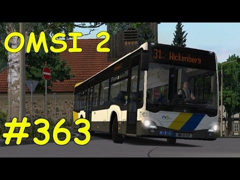 Let's Play OMSI 2 Teil 363 - Linie 31 Gellenberg - Wickenberg [Rheinhausen] | Liongamer1
