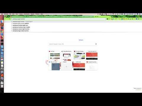 Wordpress LoginRegister API