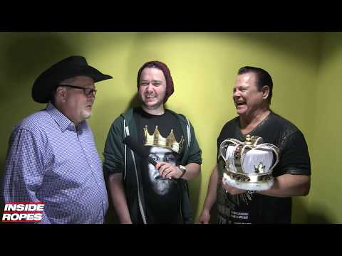 JR Addresses His Role With AEW & Jerry Lawler Shares Favourite Wrestlemania Memories