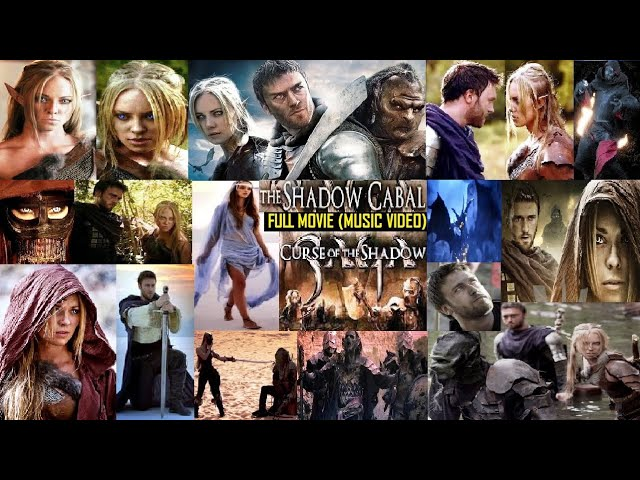 Curse of the Shadow Full Movie in 8 Min ft Danielle Chuchran: Best Action Adventure Fantasy Movie HD