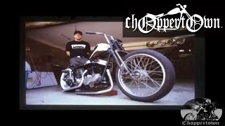 Jason Jessee Motorcycle Clip (Pray for Me movie)