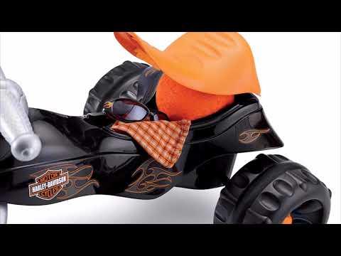 Fisher Price Harley Davidson Tough Trike Reviews