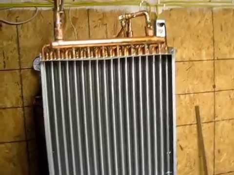 Coal Fired Tilapia Water Heater