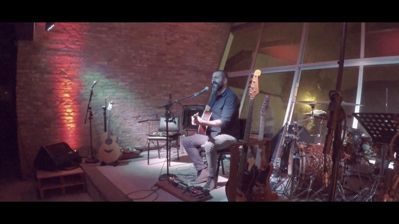 Walking Blues (Robert Johnson) AO VIVO por Daniel Prado