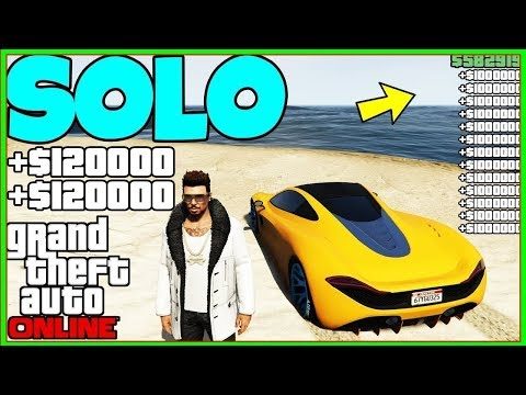 SOLO BROKE TO RICH IN 2 SIMPLE STEP! (GTA 5 Online Money Glitch) Beginners Money Guide!