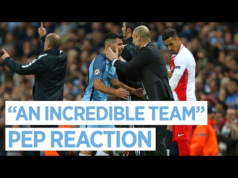 """IT WAS MARVELLOUS FOOTBALL"" | Pep Guardiola Reaction"