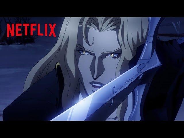 Castlevania saison 2 | Bande-annonce officielle [HD] | Netflix