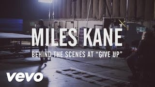 Miles Kane - Behind the Scenes at 'Give Up'