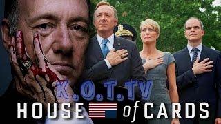 Что за сериал? Карточный домик (House of cards) HD / K.O.T.ᵗᵛ