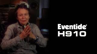 Laurie Anderson and the Eventide H910 Harmonizer (Full Version)