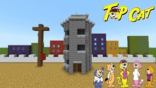 Minecraft: How To Make Top Cats House